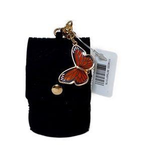 NWT Bath & Body Works Butterfly Pouch Pocket Bac